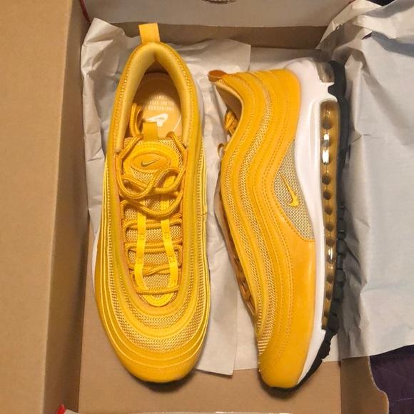 874b936f2c8 Nike Air Max 97 (mustard) NWT